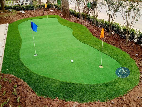 Thi công Green golf ecopark