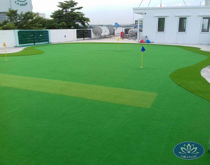 Thi công Green Golf Đồng Nai