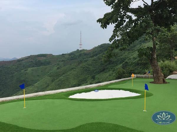 Green golf Hòa Bình
