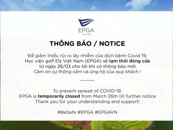 Hàng loạt sân tập golf xung quanh Hà Nội dừng hoạt động chống Covid-19