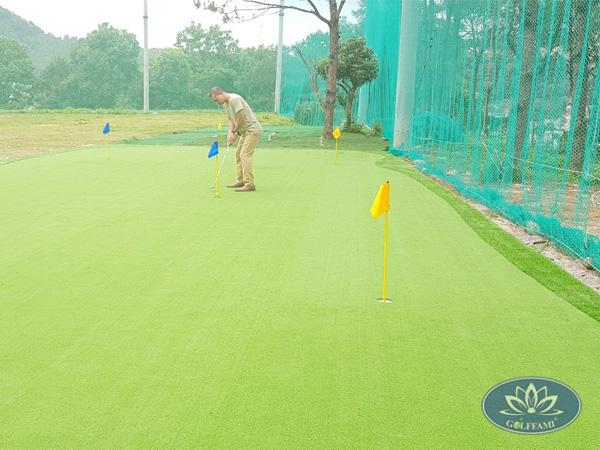 Thi công Green golf Bãi Cháy Hạ Long Quảng Ninh