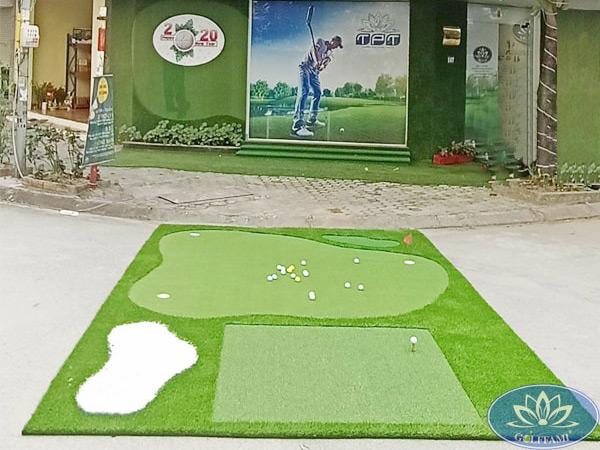 Thảm tập golf Gomip33