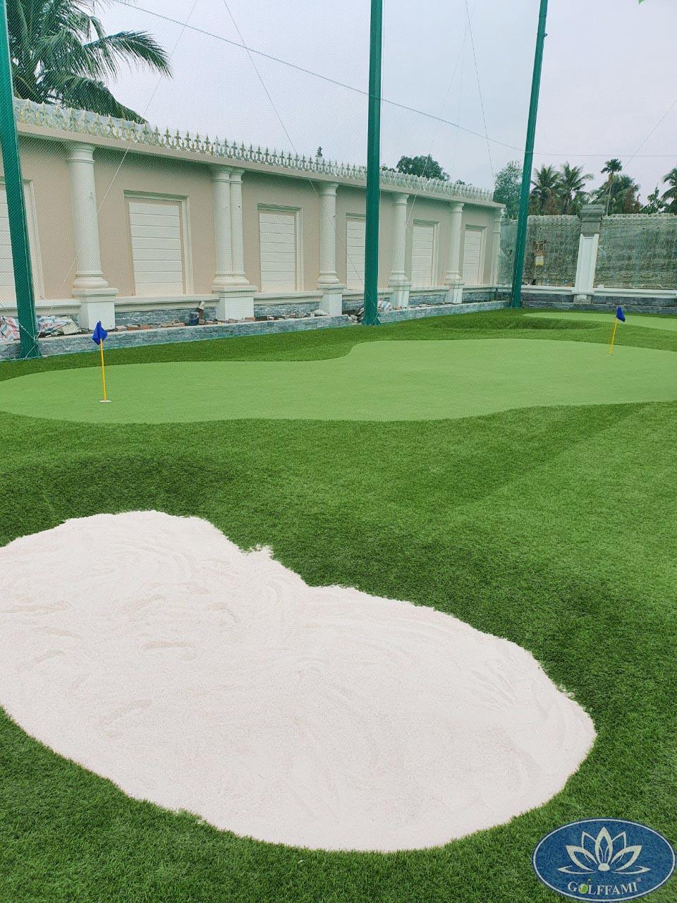 Thi Công Green Golf Lưới Golf Đồng Nai