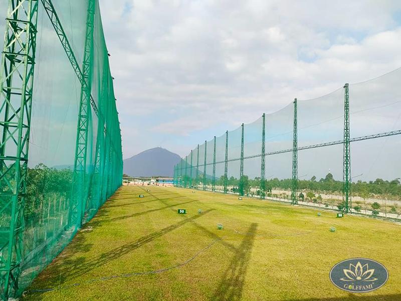 Sân tập golf Tây Ninh