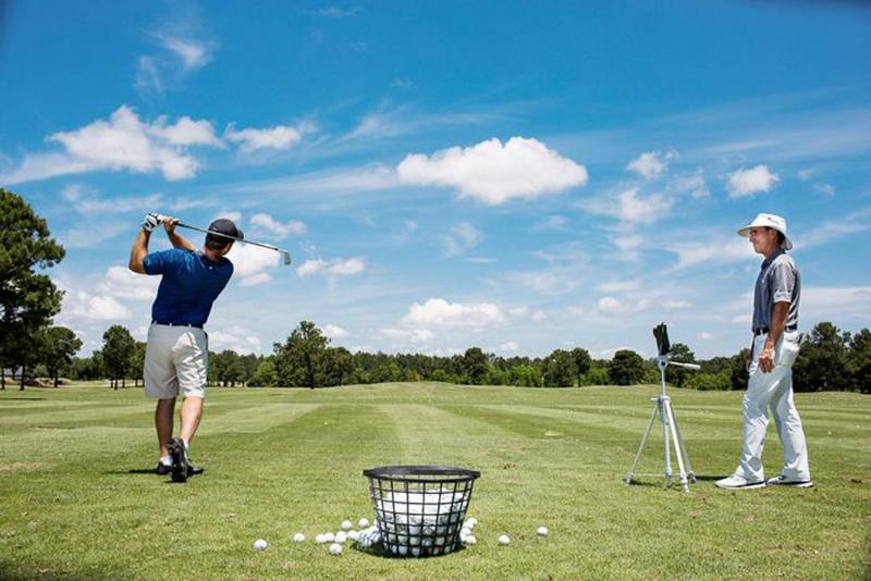 Chơi golf quá khó